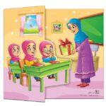 تقدیرنامه مدرسه تاشو کد 382