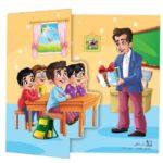 تقدیرنامه مدرسه تاشو کد 383