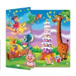 کارت تبریک روز تولد کد 378